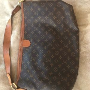 Louis Vuitton delightful monogram